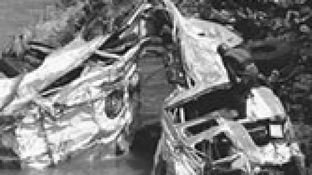 飛騨川バス転落事故(岐阜県)